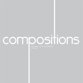 Bryce Hudson Contemporary Art Compositions Book