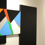 Geometric Abstract paintings and Contemporary Art Prints by Bryce Hudson